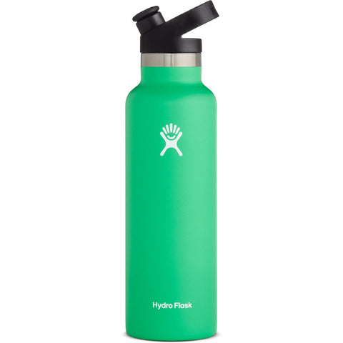 Hydro Flask 21 oz Standard Mouth Water Bottle with Sport Cap-S21ST415_Pacific