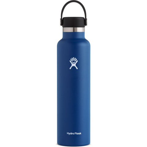 Hydro Flask 24 oz Standard Mouth Water Bottle-S24SX001_Black