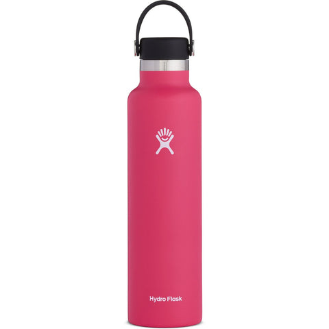 Hydro Flask 24 oz Standard Mouth Water Bottle-S24SX110_White