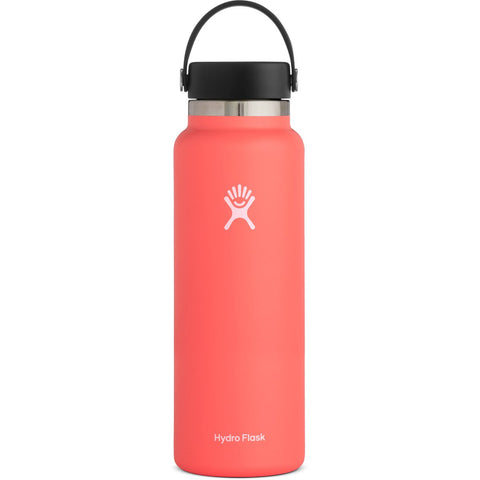 Hydro Flask 40 oz Wide Mouth Water Bottle-W40BTS340_Spearmint