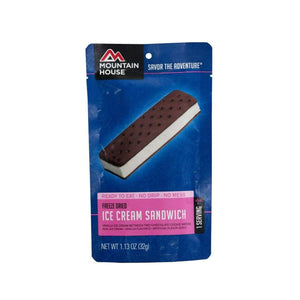 Ice Cream Sandwich-Mountain House-Uncle Dan's, Rock/Creek, and Gearhead Outfitters