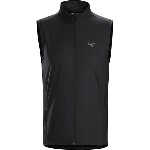 Men's Incendo Vest-Arc'teryx-Black-L-Uncle Dan's, Rock/Creek, and Gearhead Outfitters