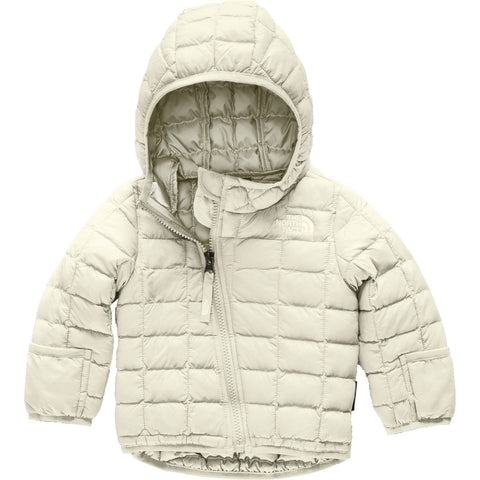 Infant Thermoball Eco Hoodie - Clearance-The North Face-Vintage White-0-3M-Uncle Dan's, Rock/Creek, and Gearhead Outfitters