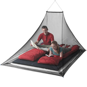 Pyramid Net Shelter - Insect Shield - Double-Sea to Summit-Uncle Dan's, Rock/Creek, and Gearhead Outfitters