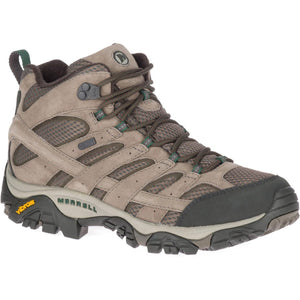 Men's Moab 2 Mid Waterproof-Merrell-Boulder-7-Uncle Dan's, Rock/Creek, and Gearhead Outfitters