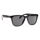 Jan-Forecast Optics-Black with Polarized Gray Lens-Uncle Dan's, Rock/Creek, and Gearhead Outfitters