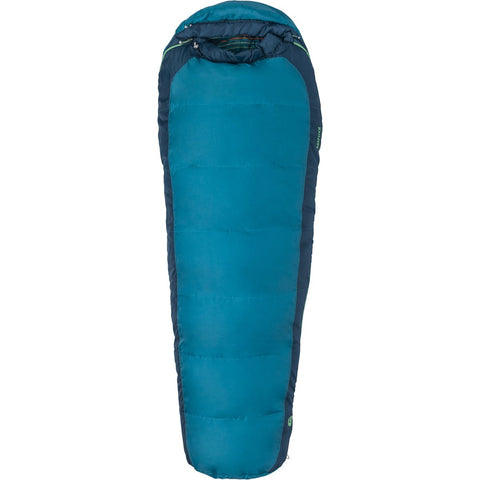 Marmot Kid's Trestles 30 Sleeping Bag-38470_Turkish Tile/Denim