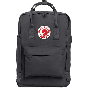 "Kanken 15""-Fjallraven-Super Grey-Uncle Dan's, Rock/Creek, and Gearhead Outfitters"