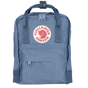 Kanken Mini Backpack-Fjallraven-Blue Ridge-Uncle Dan's, Rock/Creek, and Gearhead Outfitters