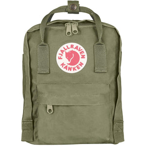 Kanken Mini Backpack-Fjallraven-Green-Uncle Dan's, Rock/Creek, and Gearhead Outfitters