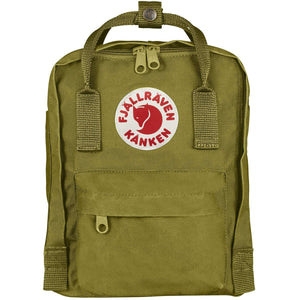 Kanken Mini Backpack-Fjallraven-Guacamole-Uncle Dan's, Rock/Creek, and Gearhead Outfitters
