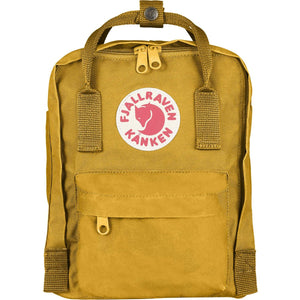Kanken Mini Backpack-Fjallraven-Ochre-Uncle Dan's, Rock/Creek, and Gearhead Outfitters