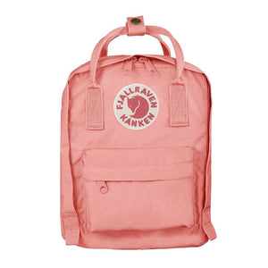 Kanken Mini Backpack-Fjallraven-Pink Rose-Uncle Dan's, Rock/Creek, and Gearhead Outfitters