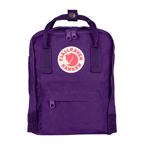 Kanken Mini Backpack-Fjallraven-Purple-Uncle Dan's, Rock/Creek, and Gearhead Outfitters