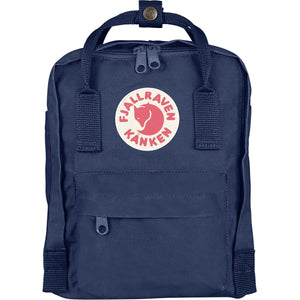 Kanken Mini Backpack-Fjallraven-Royal Blue/Ox Red-Uncle Dan's, Rock/Creek, and Gearhead Outfitters