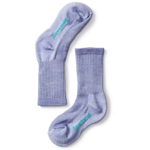 Kids Hike Medium Crew Socks-Smartwool-Taupe-M-Uncle Dan's, Rock/Creek, and Gearhead Outfitters