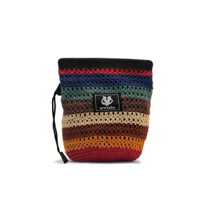 Knit Sherpa Chalkbag-Evolv-Sherpa-Uncle Dan's, Rock/Creek, and Gearhead Outfitters
