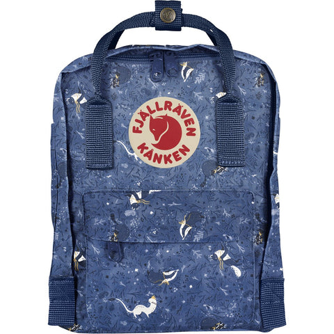 Kanken Art Mini-Fjallraven-Blue Fable-Uncle Dan's, Rock/Creek, and Gearhead Outfitters