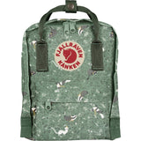 Kanken Art Mini-Fjallraven-Green Fable-Uncle Dan's, Rock/Creek, and Gearhead Outfitters