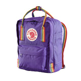Kanken Rainbow Mini-Fjallraven-Purple Rainbow Pattern-Uncle Dan's, Rock/Creek, and Gearhead Outfitters