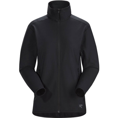 Women's Kyanite LT Jacket-Arc'teryx-Black-S-Uncle Dan's, Rock/Creek, and Gearhead Outfitters