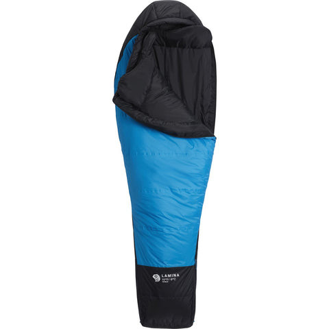 Lamina 30F/-1C Sleeping Bag - Long-Mountain Hardwear-Electric Sky-L RH-Uncle Dan's, Rock/Creek, and Gearhead Outfitters
