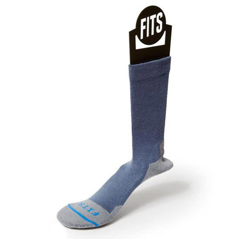 Light Hiker Solid Crew Socks-FITS-Stone-S-Uncle Dan's, Rock/Creek, and Gearhead Outfitters