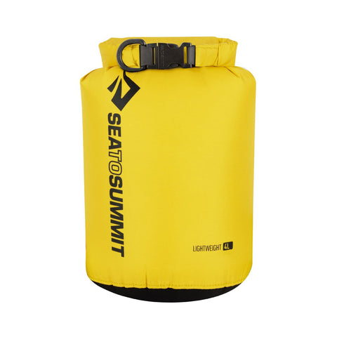 Lightweight Dry Sack 4L-Sea to Summit-Yellow-Uncle Dan's, Rock/Creek, and Gearhead Outfitters
