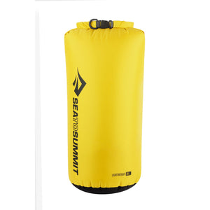 Lightweight Dry Sack 20L-Sea to Summit-Yellow-Uncle Dan's, Rock/Creek, and Gearhead Outfitters