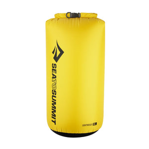 Lightweight Dry Sack 35L-Sea to Summit-Yellow-Uncle Dan's, Rock/Creek, and Gearhead Outfitters