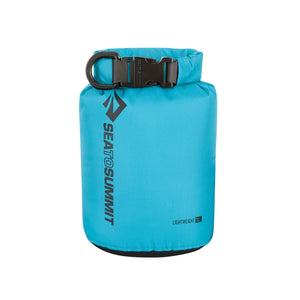 Lightweight Dry Sack 1L-Sea to Summit-Pacific Blue-Uncle Dan's, Rock/Creek, and Gearhead Outfitters