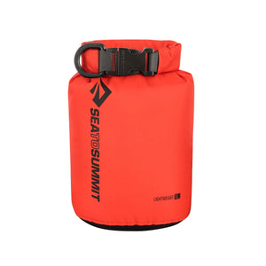 Lightweight Dry Sack 1L-Sea to Summit-Red-Uncle Dan's, Rock/Creek, and Gearhead Outfitters