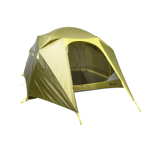 Limestone 4P Tent-Marmot-Green Shadow/Moss-Uncle Dan's, Rock/Creek, and Gearhead Outfitters