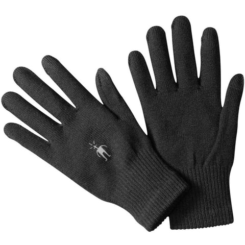 Liner Gloves-Smartwool-Black-L-Uncle Dan's, Rock/Creek, and Gearhead Outfitters