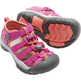 Little Kids Newport H2 Sandal-KEEN-Very Berry Fusion Coral-10-Uncle Dan's, Rock/Creek, and Gearhead Outfitters