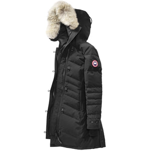 Women's Lorette Parka-Canada Goose-Black-L-Uncle Dan's, Rock/Creek, and Gearhead Outfitters