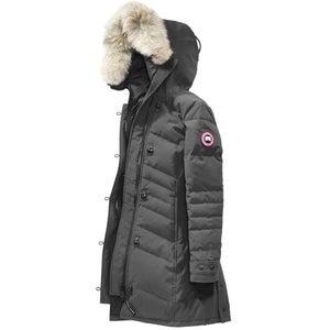 Women's Lorette Parka-Canada Goose-Graphite-L-Uncle Dan's, Rock/Creek, and Gearhead Outfitters