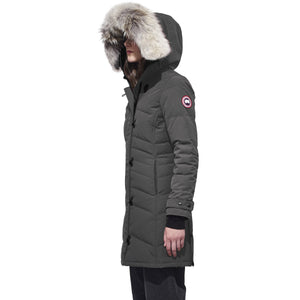Women's Lorette Parka-Canada Goose-Black-S-Uncle Dan's, Rock/Creek, and Gearhead Outfitters