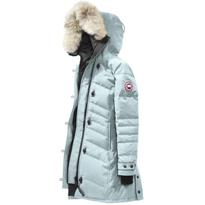 Women's Lorette Parka-Canada Goose-Stormy Sky-L-Uncle Dan's, Rock/Creek, and Gearhead Outfitters