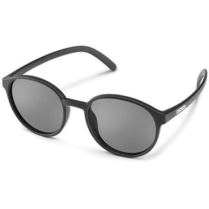 Low Key Sunglasses (Small-Medium Fit)-Suncloud-Matte Black/Polarized Gray-Uncle Dan's, Rock/Creek, and Gearhead Outfitters