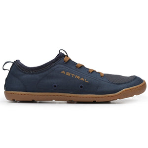 Men's Loyak Water Shoes-Astral-Navy Brown-8-Uncle Dan's, Rock/Creek, and Gearhead Outfitters