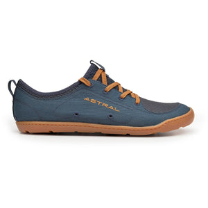 Men's Loyak Water Shoes-Astral-Navy Brown-14-Uncle Dan's, Rock/Creek, and Gearhead Outfitters