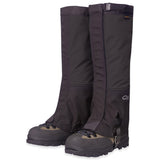 Men's Crocodile Gaiters-Outdoor Research-Black-M-Uncle Dan's, Rock/Creek, and Gearhead Outfitters