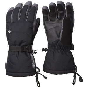 Men's Whirlibird Glove-Columbia-Black-L-Uncle Dan's, Rock/Creek, and Gearhead Outfitters