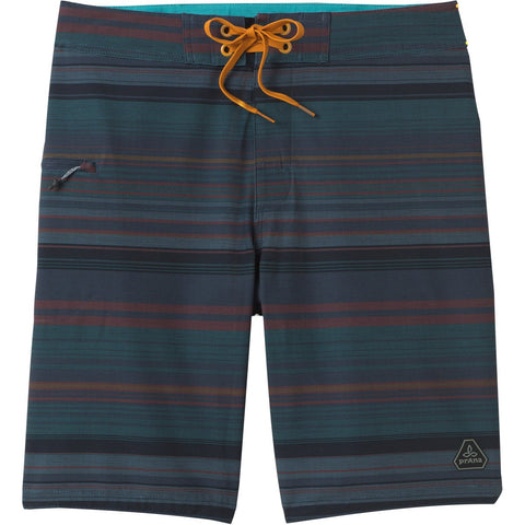 "Men's Fenton Boardshort - 10""-prAna-Granite-30-Uncle Dan's, Rock/Creek, and Gearhead Outfitters"