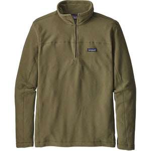 Men's Micro D Fleece Pullover-Patagonia-Sage Khaki-L-Uncle Dan's, Rock/Creek, and Gearhead Outfitters