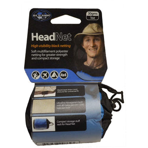 Mosquito Head Net-Sea to Summit-Uncle Dan's, Rock/Creek, and Gearhead Outfitters