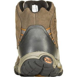 Men's Bridger Mid Waterproof-Oboz-Sudan-10.5 W-Uncle Dan's, Rock/Creek, and Gearhead Outfitters