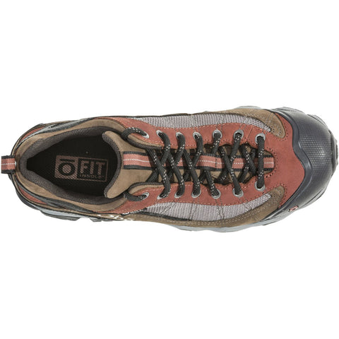 Men's Firebrand II Low Waterproof-Oboz-Earth-8-Uncle Dan's, Rock/Creek, and Gearhead Outfitters