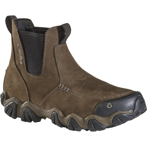 Men's Livingston Mid-Oboz-Hickory-9-Uncle Dan's, Rock/Creek, and Gearhead Outfitters